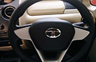 Tata Nano Steering Wheel Picture