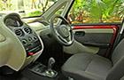 Tata Nano Dashboard Cabin Picture