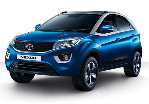 Tata Nexon XZ Plus Dual Tone Petrol