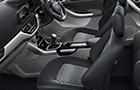 Tata Nexon Front Seats Picture