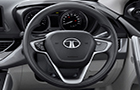 Tata Nexon Steering Wheel Picture
