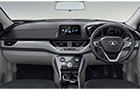 Tata Nexon Central Control Picture