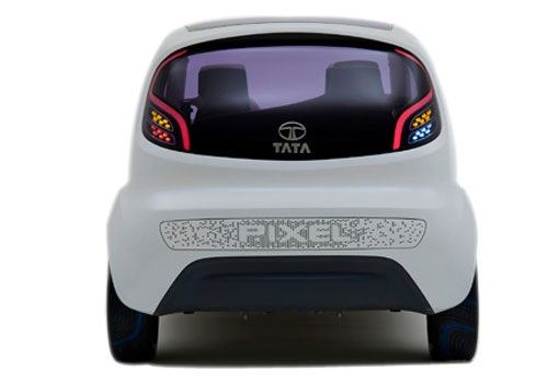 Tata Pixel Rear View Exterior Picture