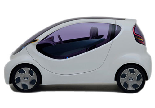 Tata Pixel Front Angle Side View Exterior Picture