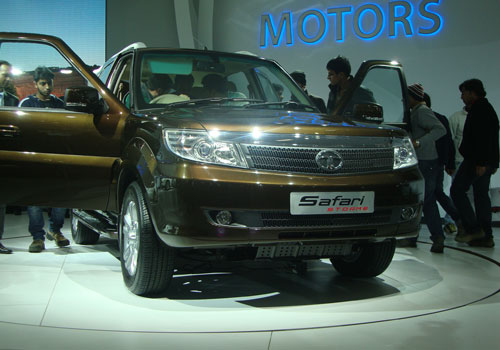 Tata Safari Storme Pictures