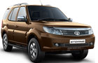 Tata Safari Storme in Urban Bronze Color