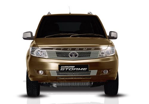 Tata Safari Storme Front View Picture