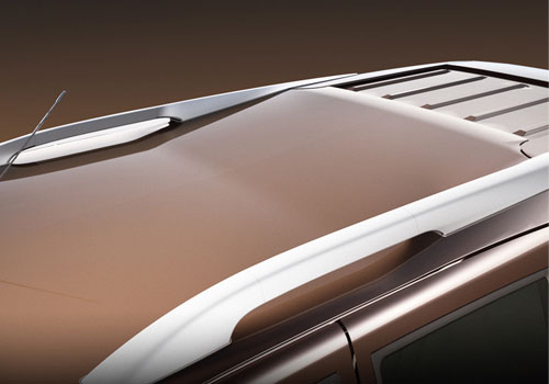 Tata Safari Storme Roof Rail Picture