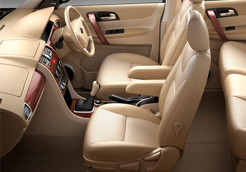 tata safari storme front seats interior picture. Black Bedroom Furniture Sets. Home Design Ideas