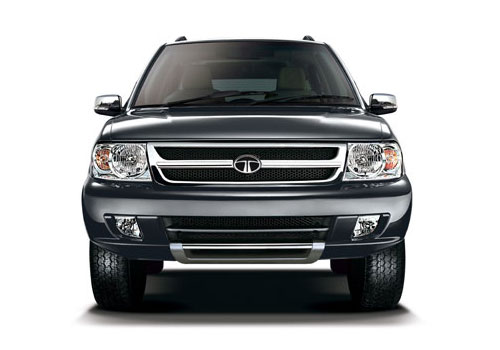 Tata Safari Front View Exterior Picture