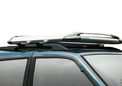 Tata Safari Roof Rail Exterior Picture