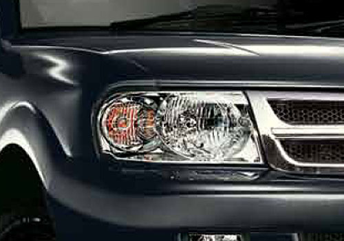 Tata Safari Headlight Exterior Picture