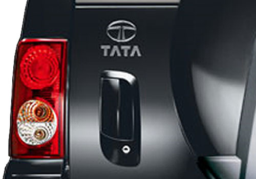 Tata Safari Tail Light Exterior Picture