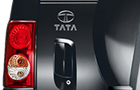 Tata Safari Tail Light Picture