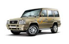 Tata Sumo Gold in Light Gold Color