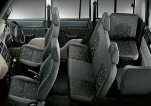Tata Sumo Gold Front Seats Interior Picture