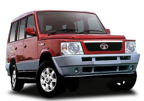 Tata Sumo Victa Front Low Angle View Exterior Picture