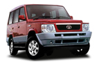 Tata Sumo Victa Front Low Angle View Picture