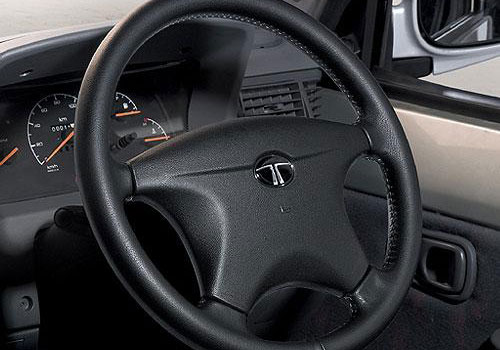 Tata Sumo Victa Steering Wheel Interior Picture