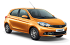 Tata Tiago Sunburst Orange