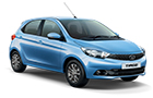 Tata Tiago Striker Blue