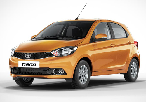 Tata Tiago Front Angle View Exterior Picture