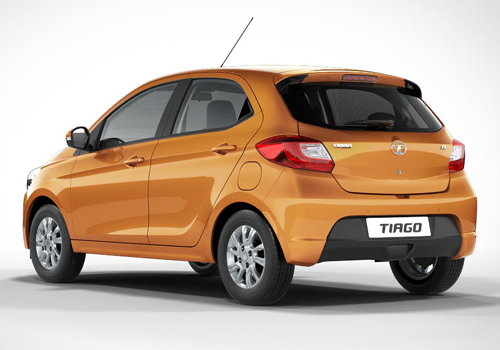 Tata Tiago Cross Side View Exterior Picture