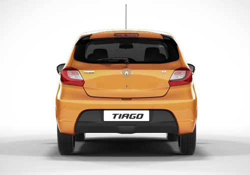 Tata Tiago Rear View Exterior Picture