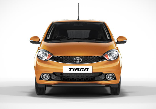 Tata Tiago Front View Exterior Picture