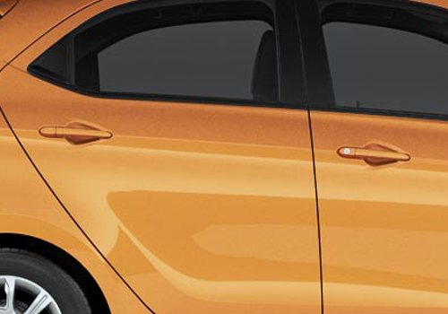 Tata Tiago Door Handle Exterior Picture