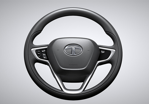 Tata Tiago Steering Wheel Interior Picture