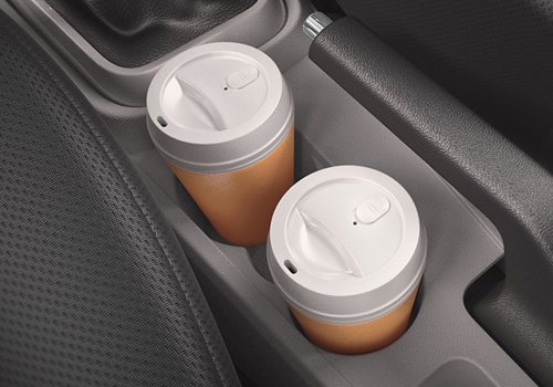 Tata Tiago Cup Holders Interior Picture