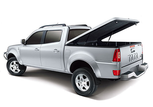 Tata Xenon XT Photos And Images
