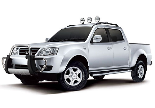 Tata Xenon XT Front Medium View Exterior Picture