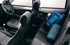 Tata Xenon XT Seats Pictures