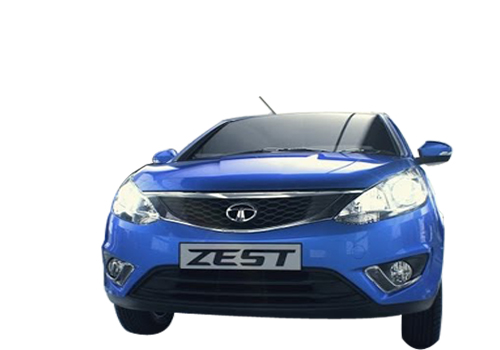 Tata Zest Front Low Angle View Picture