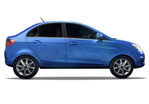 Tata Zest Side Medium View Exterior Picture