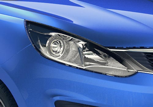 Tata Zest Headlight Exterior Picture