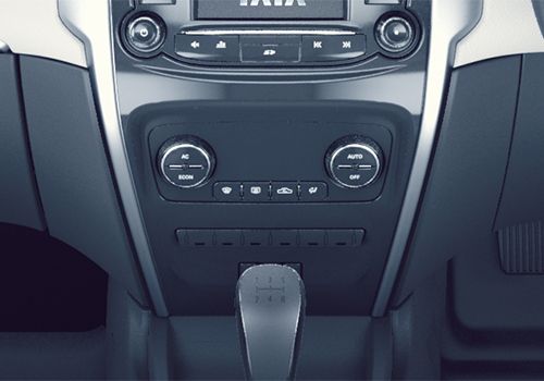 Tata Zest Gear Knob Interior Picture