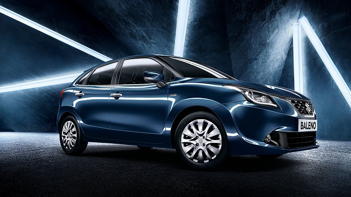 Maruti Suzuki Baleno Front Side View Picture
