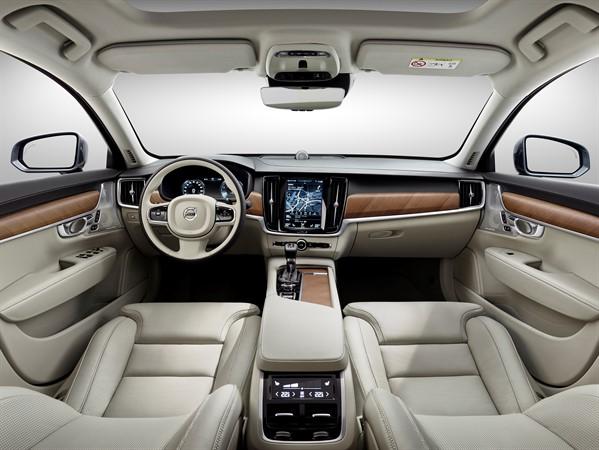 Volvo S90 Interiors
