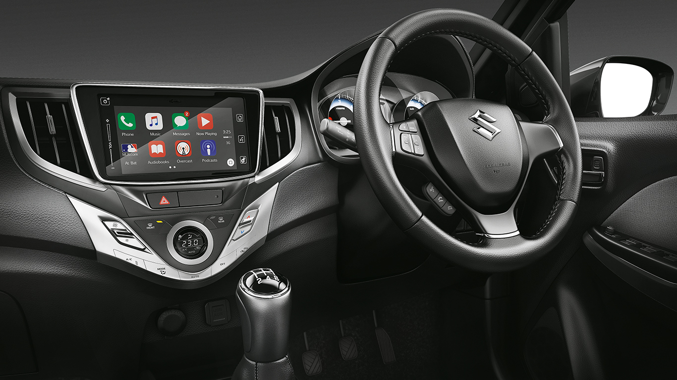 Baleno Dashboard