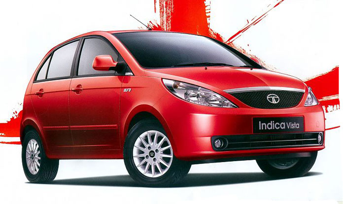 Tata Indica Vista Picture