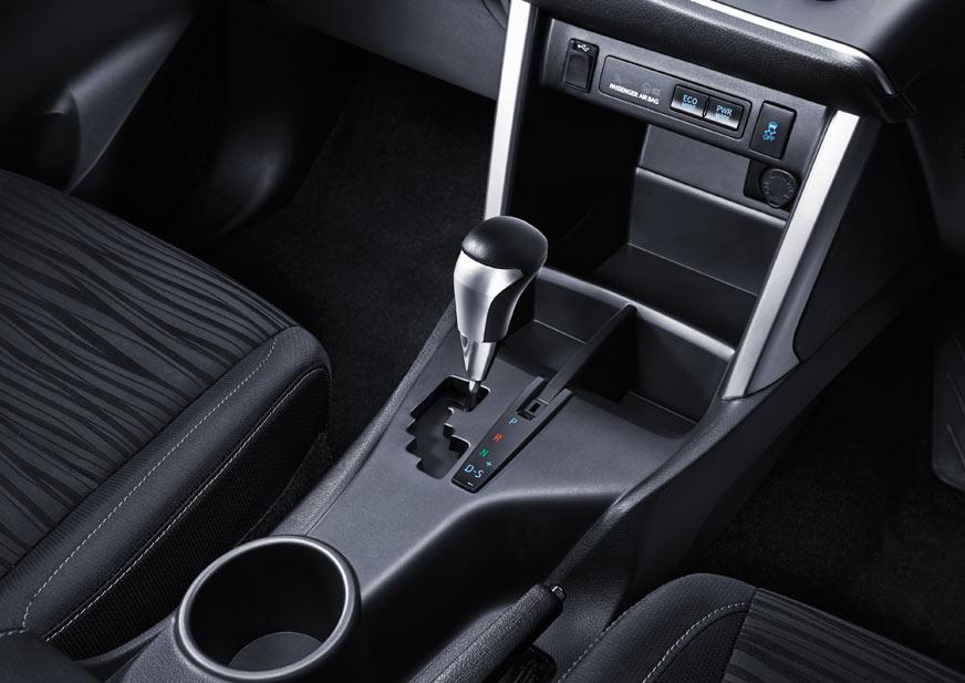 Toyota Innova 2016 Gear Knob Picture