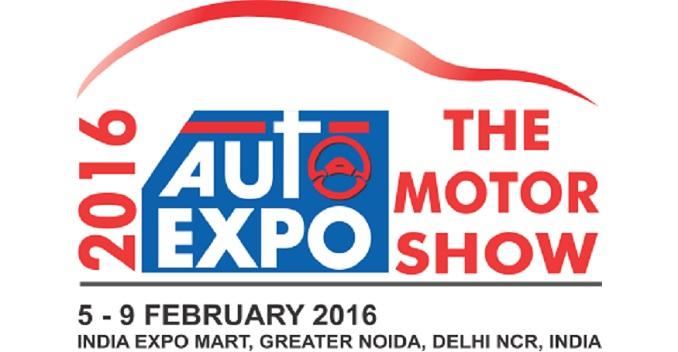 2016 Indian Auto Expo