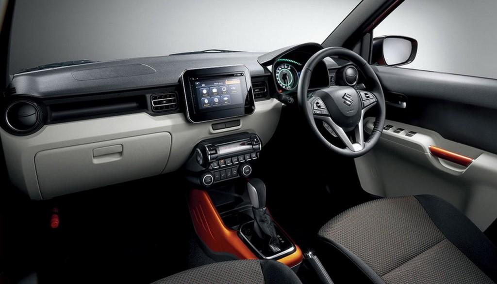 Maruti Suzuki Ignis Interior Picture