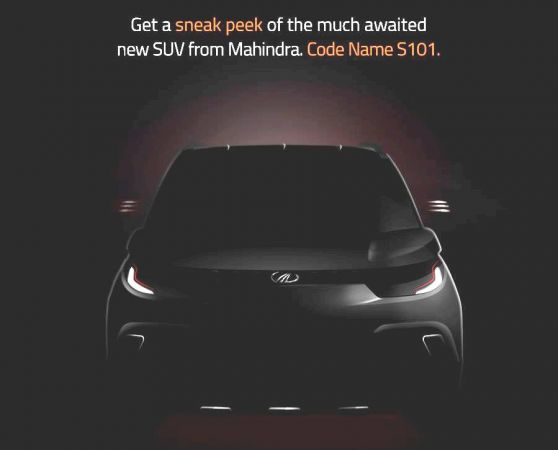 Mahindra KUV 100 Teaser Picture