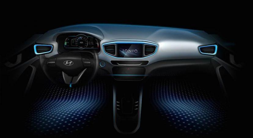 Hyundai IONIQ Interior Picture