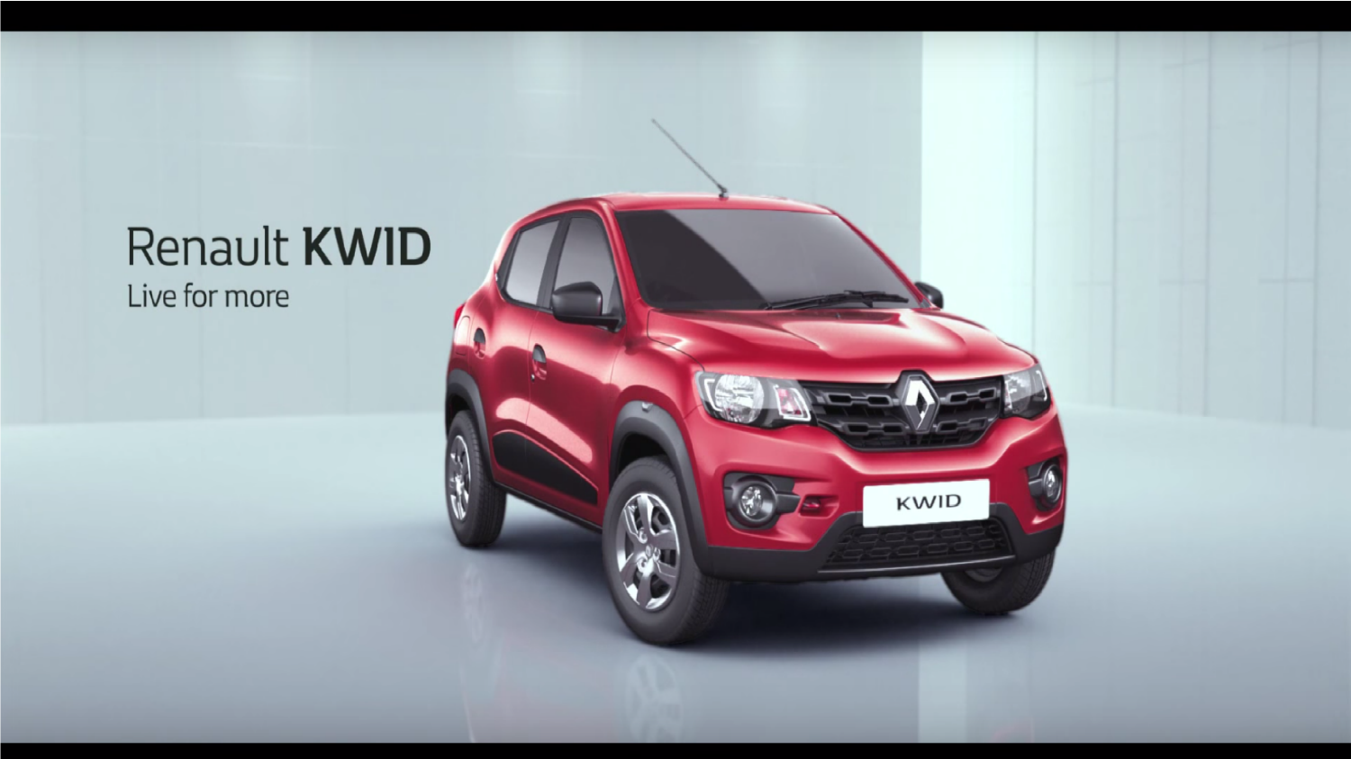 Renault Kwid Front View Picture