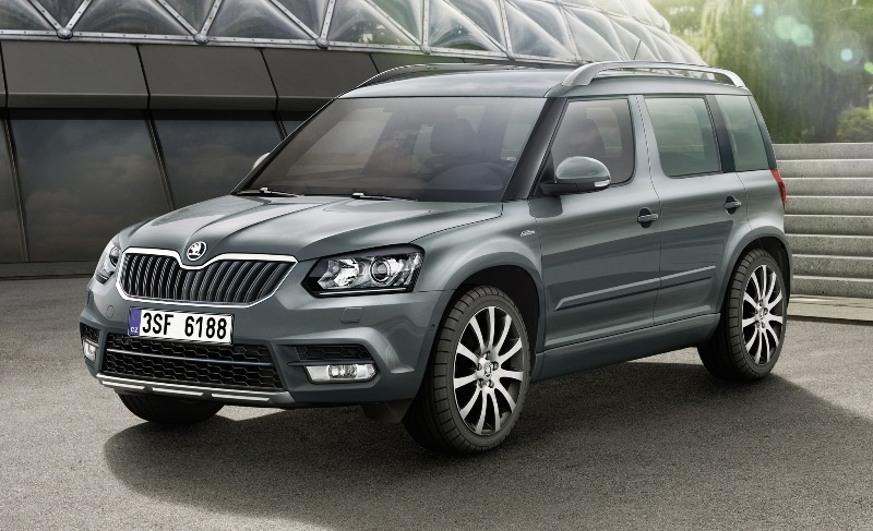 Proposed Picture of Skoda Kodiak